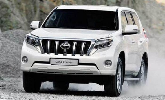 New 2017 Toyota Land Cruiser New Design Auto