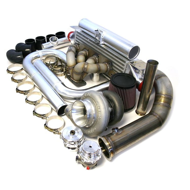 Stage 2 Zetec Ford Focus Turbo Kit Top Speed Performance Brings