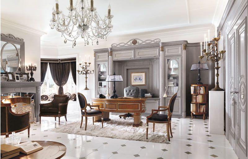 Ufficio Di Lusso : Victorian vanities with royal style soggiorni di lusso