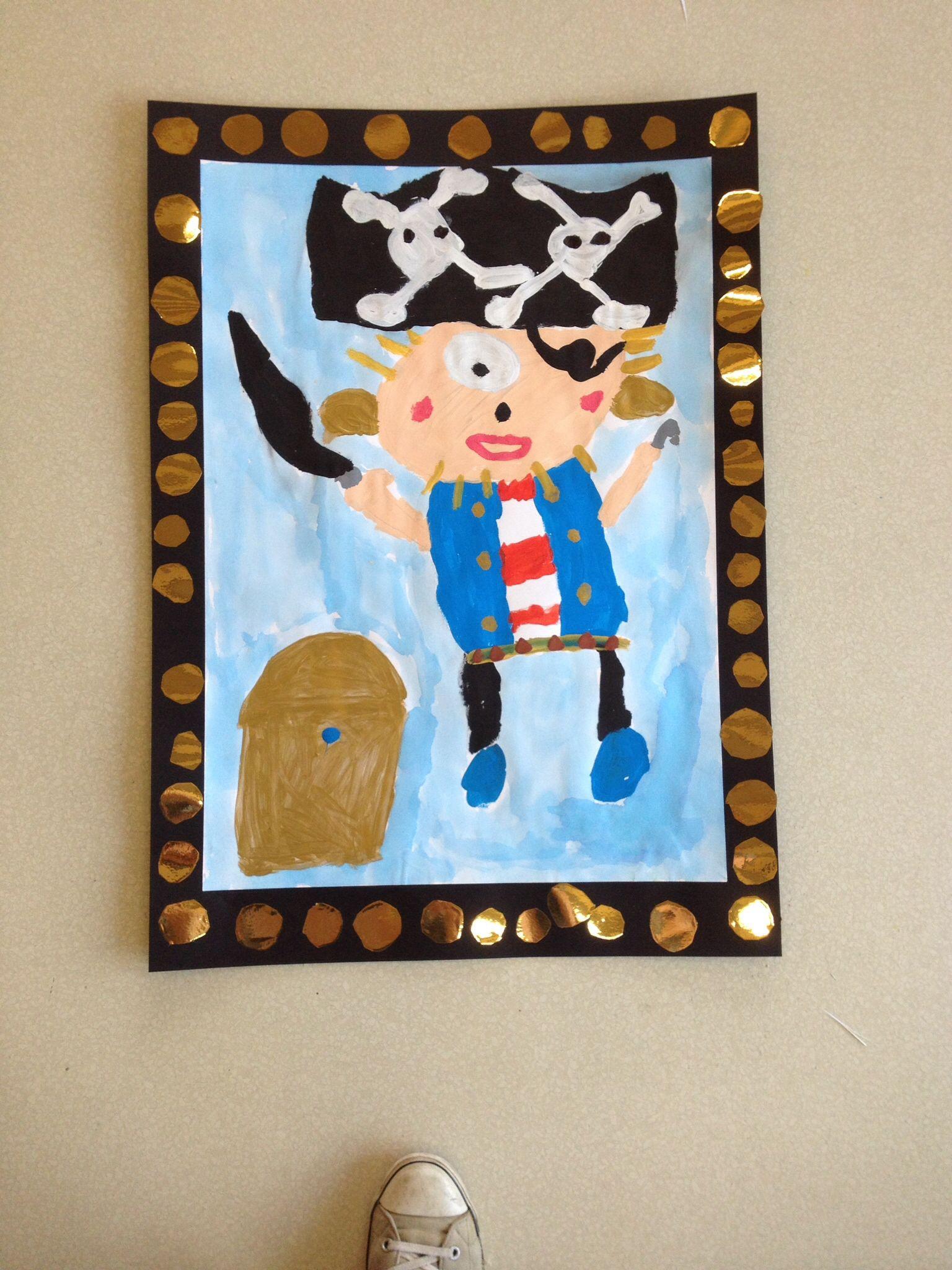 Rikiki Terrible Pirate Des Mers : rikiki, terrible, pirate