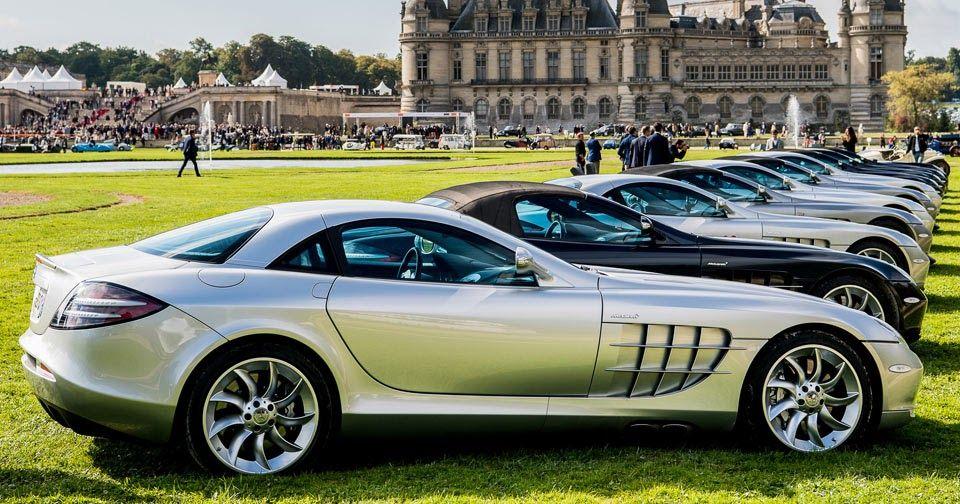 Own A Mercedes Benz SLR McLaren? Join The Club #Chantilly #Mercedes