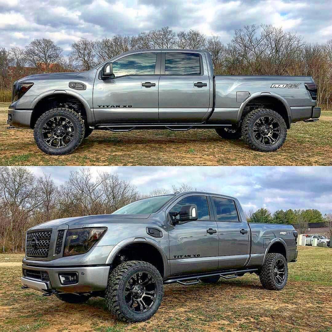 Fresh 2017 Nissan Tundra