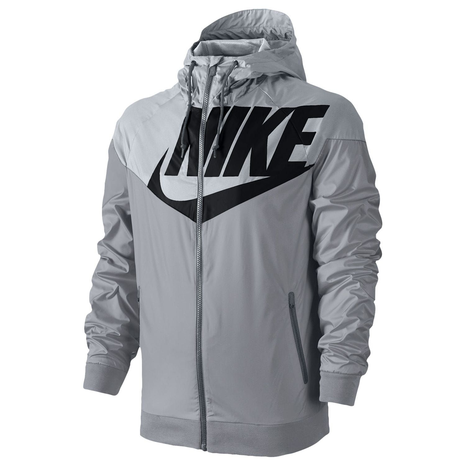 White | Nike windrunner, Casual outfits