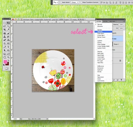 Download Tutorial - How to make a product mock-up in Photoshop ... Free Mockups