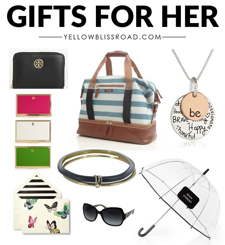 Christmas Gift Ideas For Her To Fit Every Budget Yellow Bliss Road