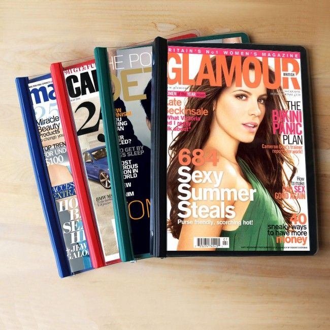 Buy Magazine Binders Online At Binding101   The Perfect Magazine Storage  Solutions To Protect, Store