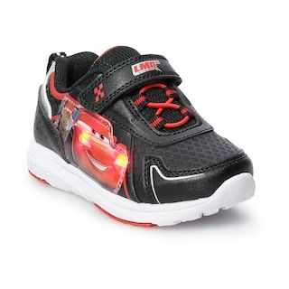 Sz 7 Disney / Pixar Cars Toddler Boys' Light Up Shoes ...