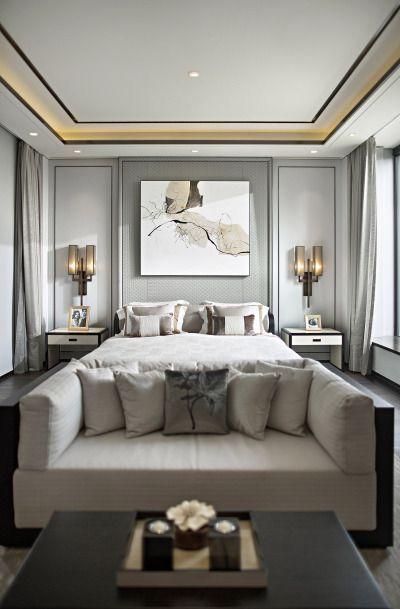 Pin by Eman Alrais on Wintoro Des 16 | Luxury bedroom ...