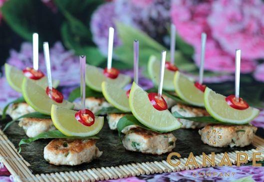 Thai fish cakes! | Thai fish cakes, Hawaiian party food ...