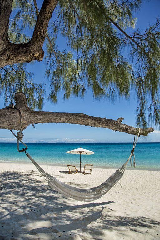 Tsarabanjina Madagascar Secluded Beach