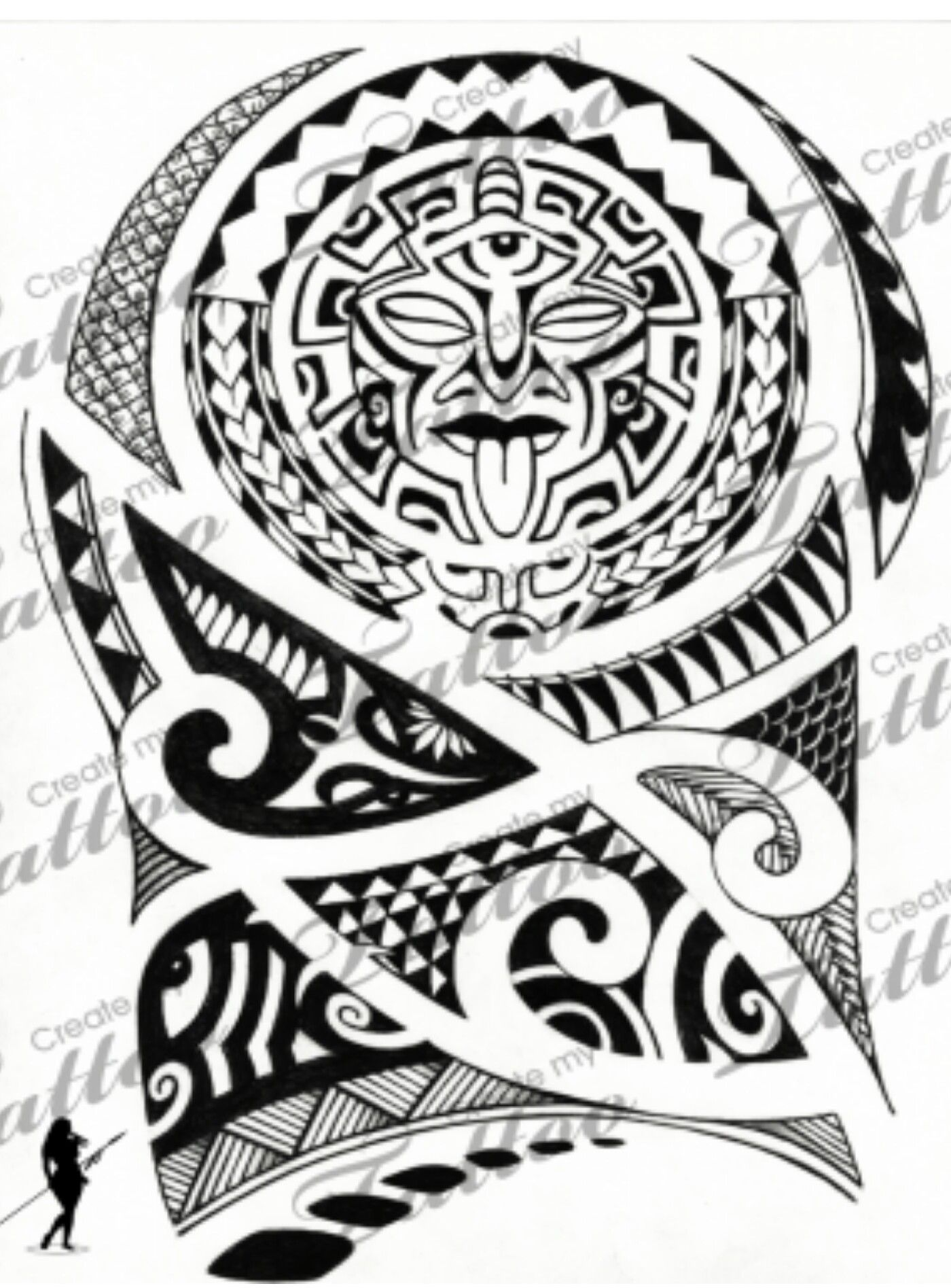 Favoritos Pin by Lim Wc on tattoos | Pinterest | Maori, Tattoo and Tatoo EN47