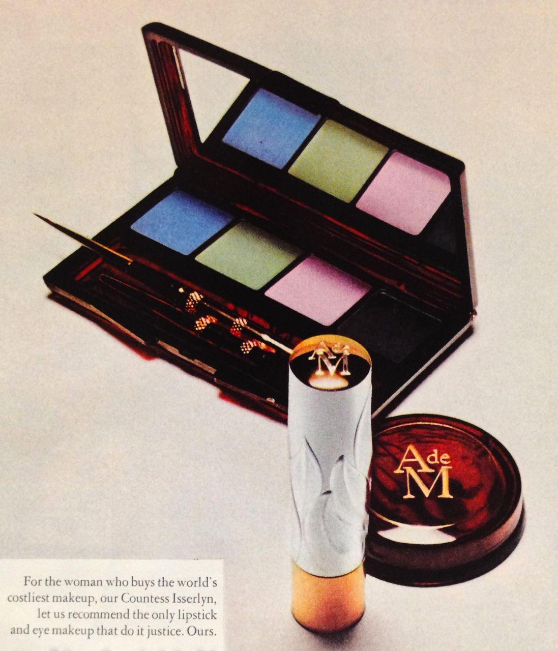 Alexandra De Markoff Countess Isserlyn Lipstick Shadowcake And