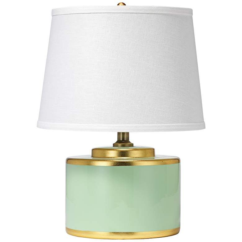 Jamie Young Basin Seafoam Green 2 Tier Ceramic Table Lamp 19y25 Lamps Plus Ceramic Table Lamps Teal Table Lamps Table Lamp