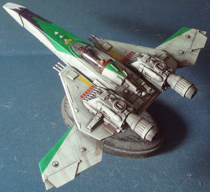 Mk1 Z 95 With Wings Tipped Forward Z95mk1c Jpg