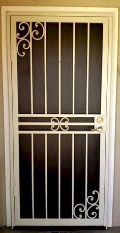 Security Doors & Security Doors | windows u0026 Doors etc. | Pinterest | Security door ...