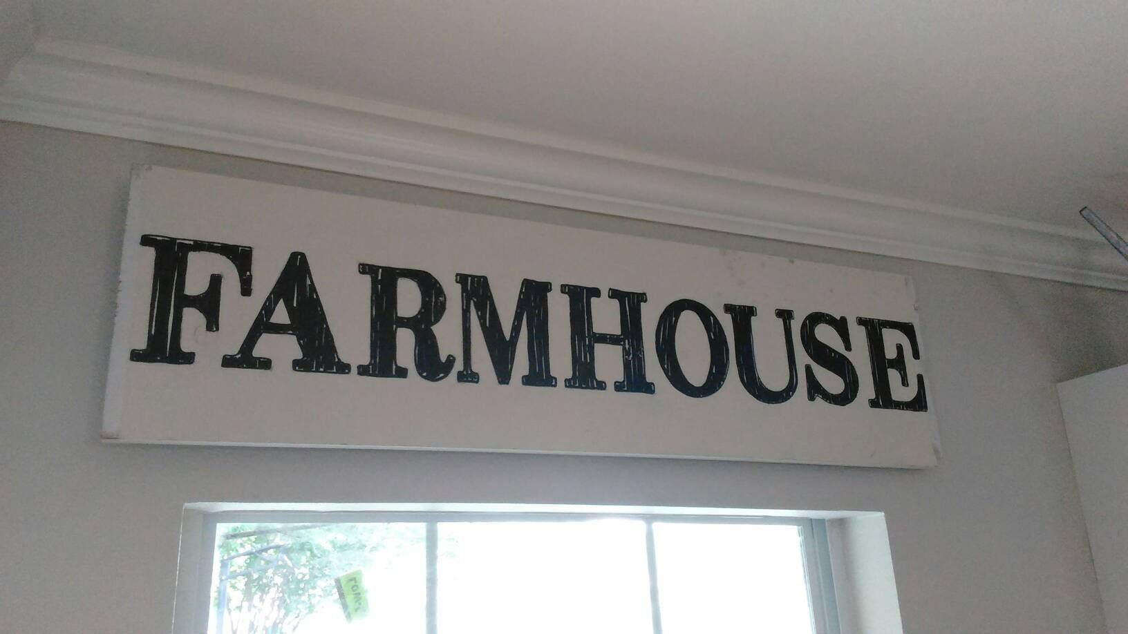 Farmhouse Signs Large Farmhouse Sign Custom Farmhouse Sign Vertical Farmhouse Sign Wood Farmhouse Sign Farmhouse Signs Farmhouse Kitchen Signs Wood Signs