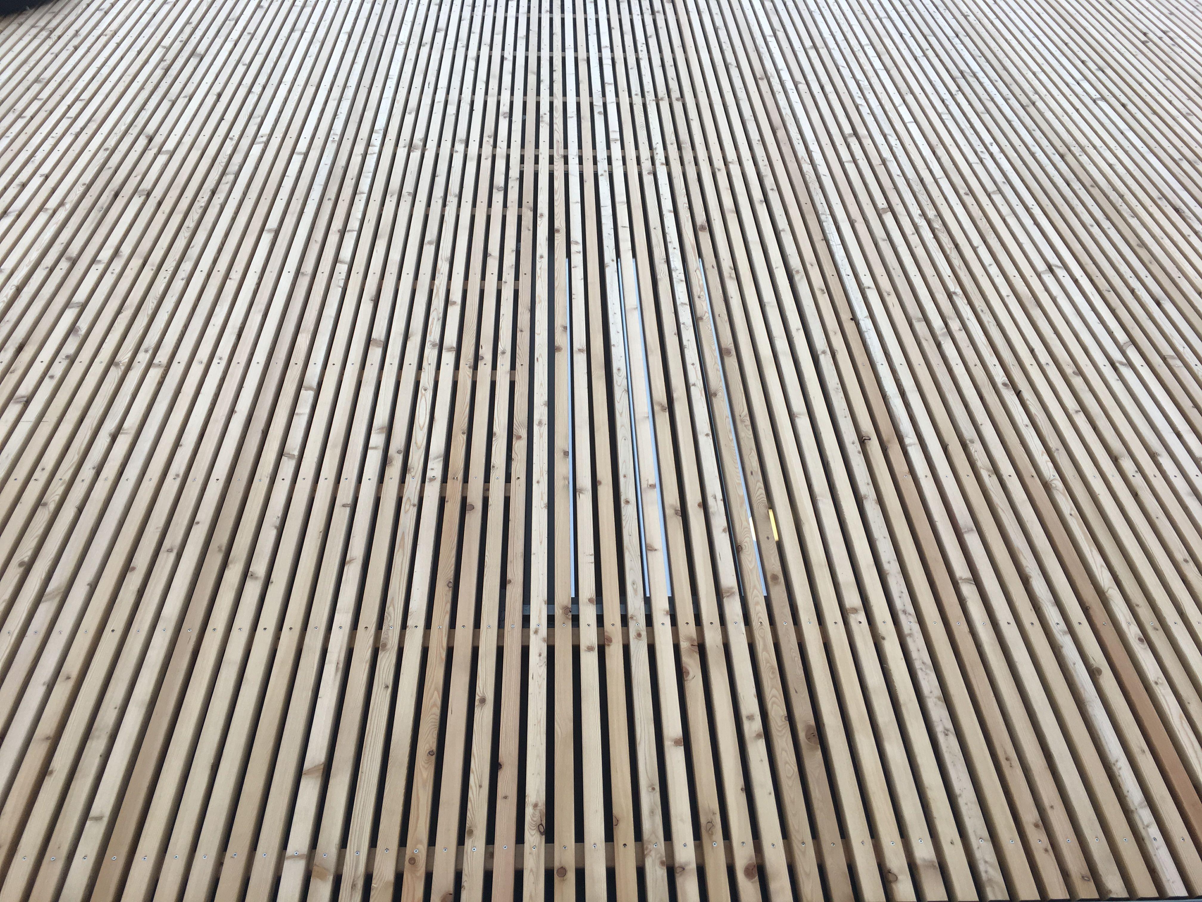 europ ische l rche fassade holzfassade wood cladding pinterest wood cladding and cladding. Black Bedroom Furniture Sets. Home Design Ideas