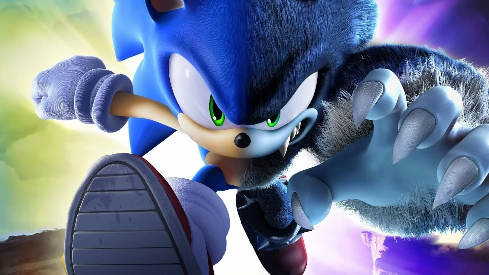 Sonic The Hedgehog Live Wallpaper Desktophut inside Sonic