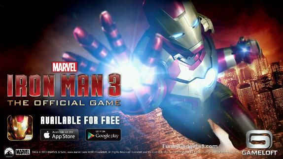 Iron Man 3 Game Released For Android And Ios Download Now