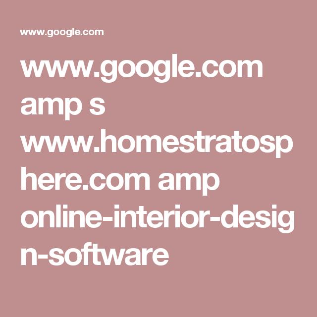 Google Amp S Homestratosphere Online Interior