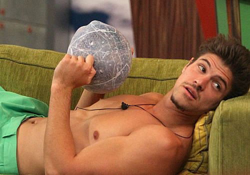 zach big brother nude