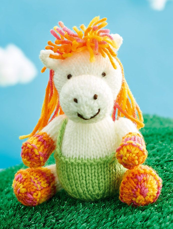 Horse and Other Equine Knitting Patterns | Pinterest | Knit patterns ...