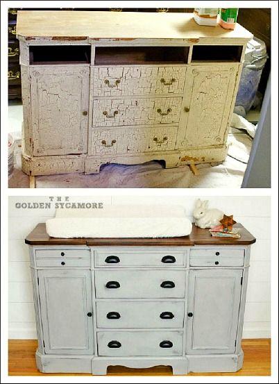 Unique Nursery Furniture Idea!