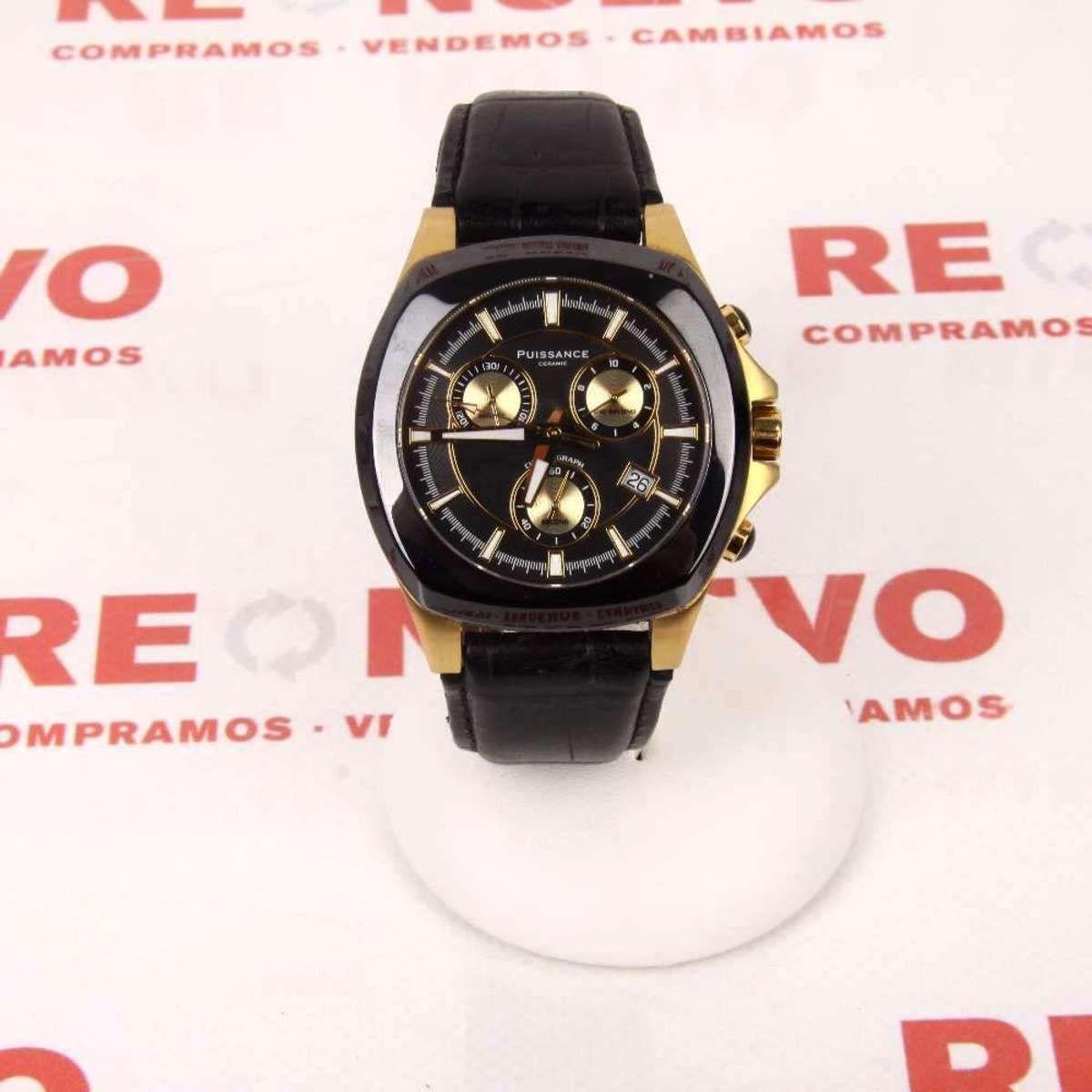 b6b24cb08813  Reloj  PUISSANCE  CERAMIC de segunda mano E268607