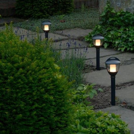 Techmar Laurus Garden 12v T15 Post Lighting Garden Path Lighting Garden Post Lights Garden Lighting Bollards