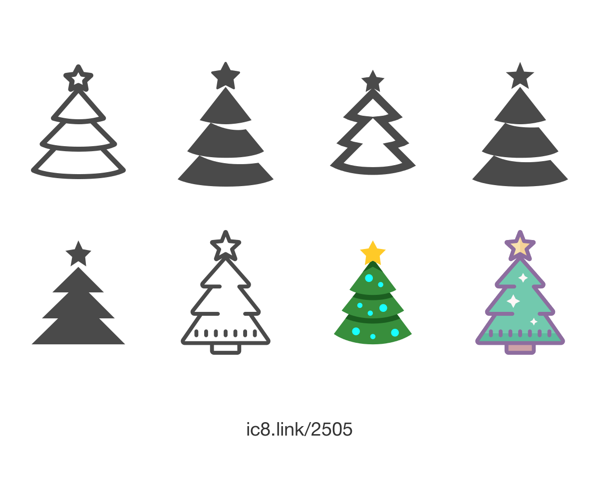 Free Flat Christmas Tree Icon Of Dusk Available For Download In Png Svg And As A Font Icons Graphicdesign Tree Icon Tree Wallpaper Modern Christmas Tree