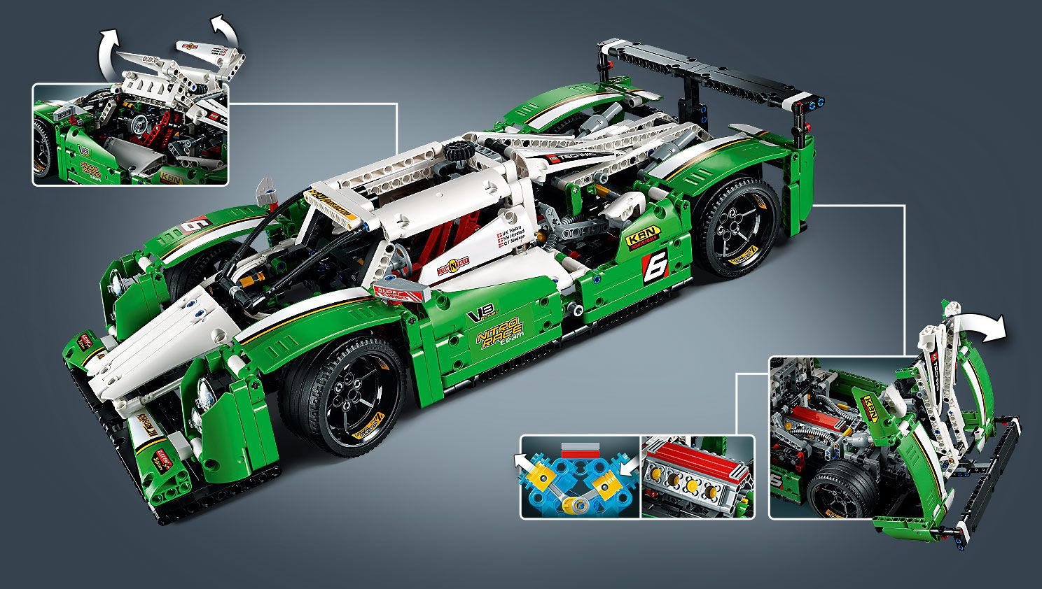 42039 suv racer products home technic toys pinterest lego and lego technic. Black Bedroom Furniture Sets. Home Design Ideas