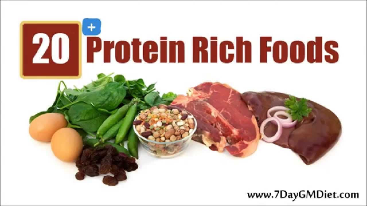 Healthy Low Calorie High Protein Foods