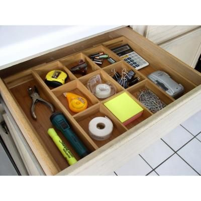 Oxo Good Grips 11 In 17 In X 4 In Expandable Dresser