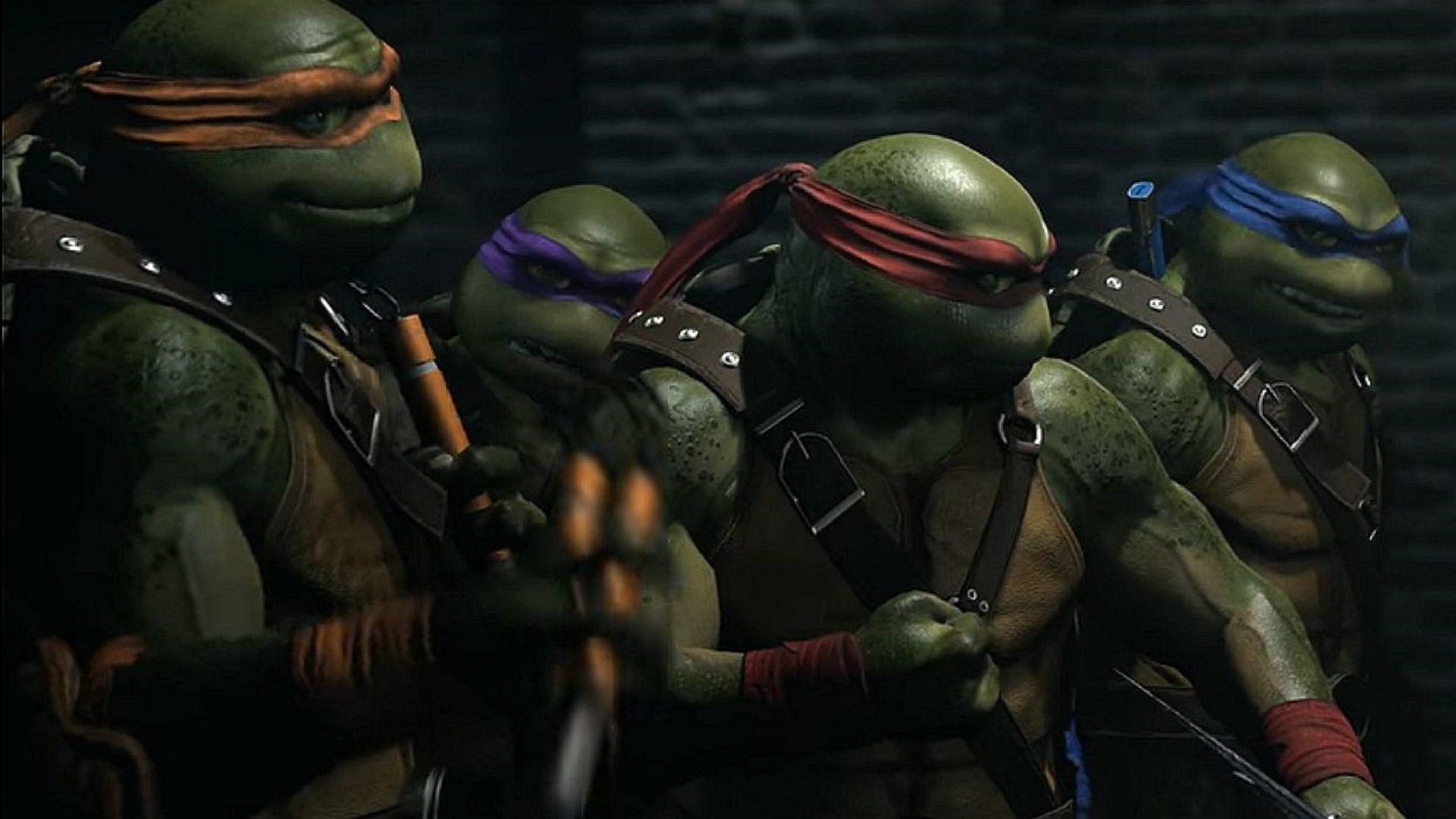 Injustice 2 S Teenage Mutant Ninja Turtles Get A Trailer And A Release Date Teenage Mutant Ninja Turtles Ninja Turtles Tmnt