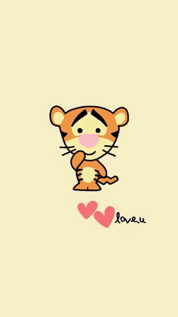 Pin By Zuryat Jabbar On Pooh Cartoon Wallpaper Cute Cartoon Wallpapers Wallpaper Iphone Disney