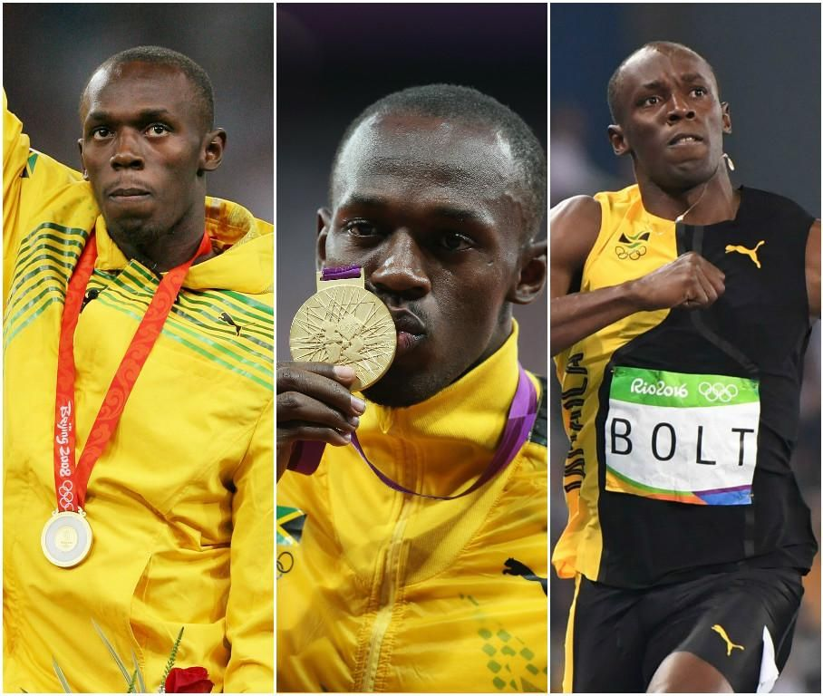 8/14/16 SC: In a flash, Usain Bolt wins his record 3rd ...