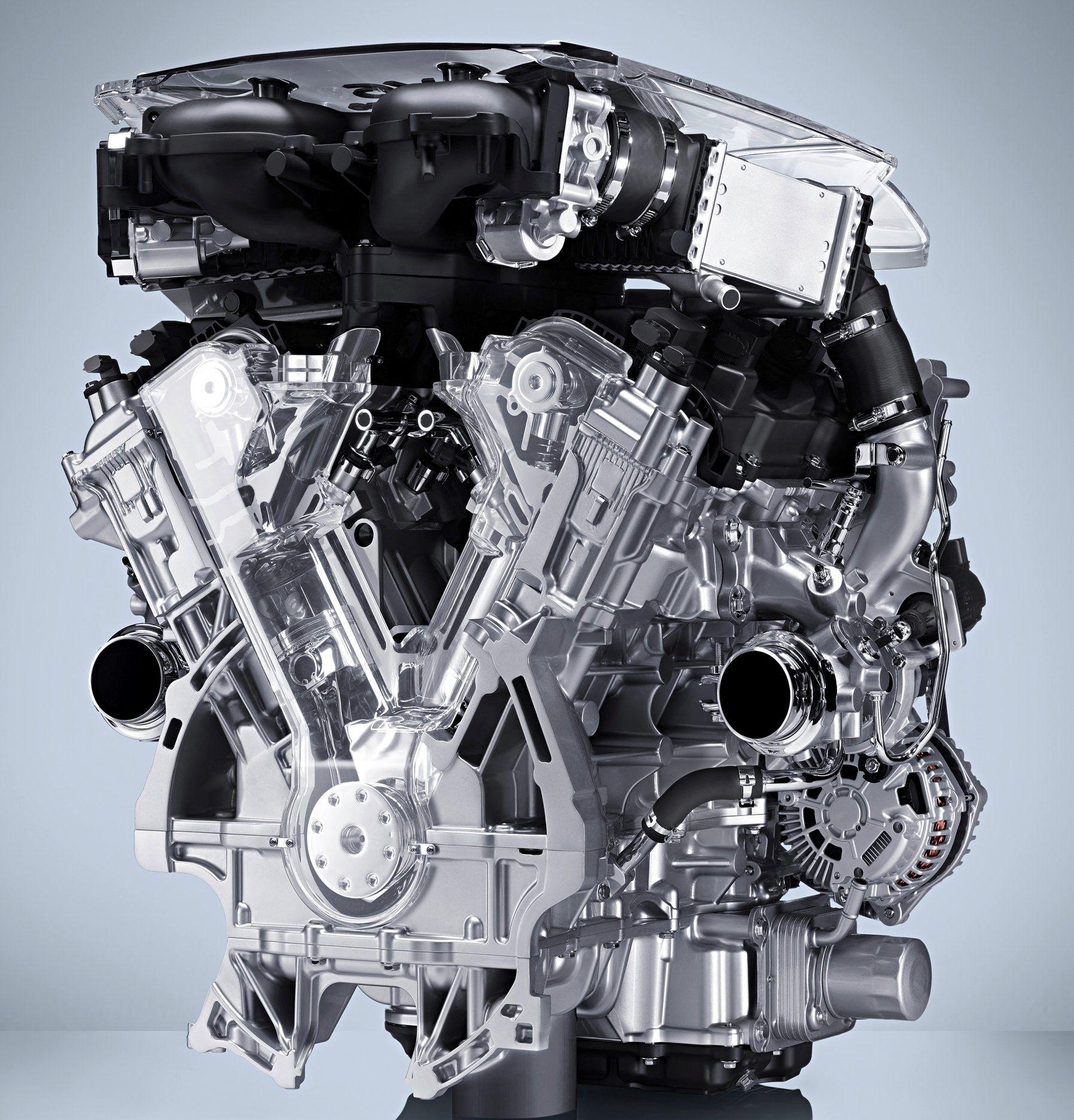 3 0 L Engine: 2017 Infiniti VR30DDTT 3.0-liter V6 Twin-turbo Engine