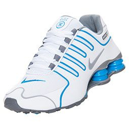 The Nike Shox NZ NS Fuze Men s Running Shoes feature the sleek look of the  Shox you know and love 808aa2b64