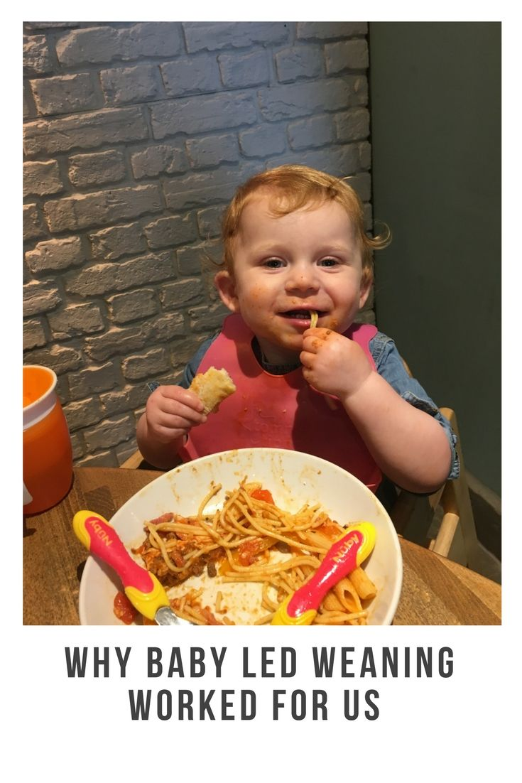 Why baby led weaning working for us : our journey | Baby ...