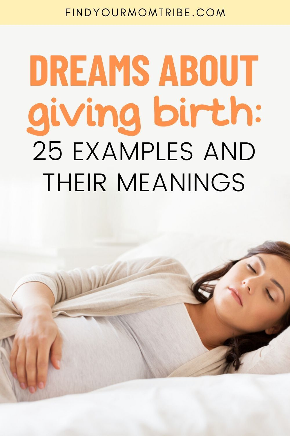 Dream About Breastfeeding | Breastfeeding Baby Meaning