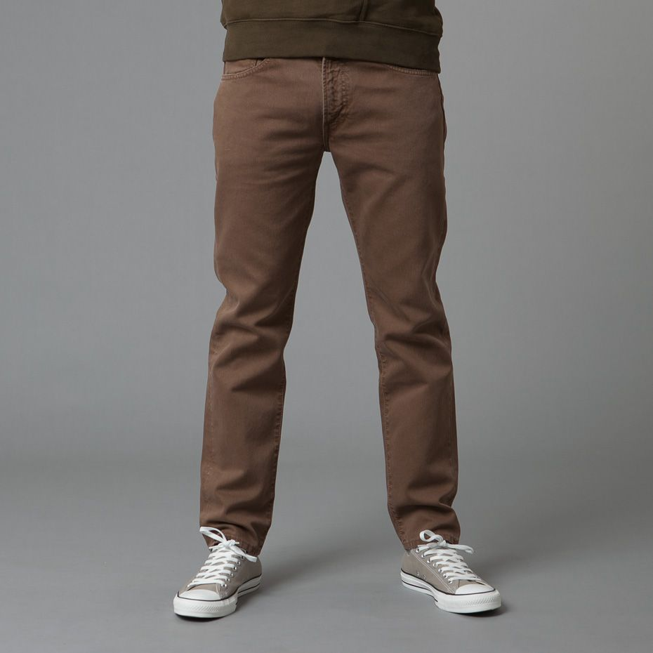 73ad771506f5 Levi s Vintage Clothing 519 Bedford Cords in Brown