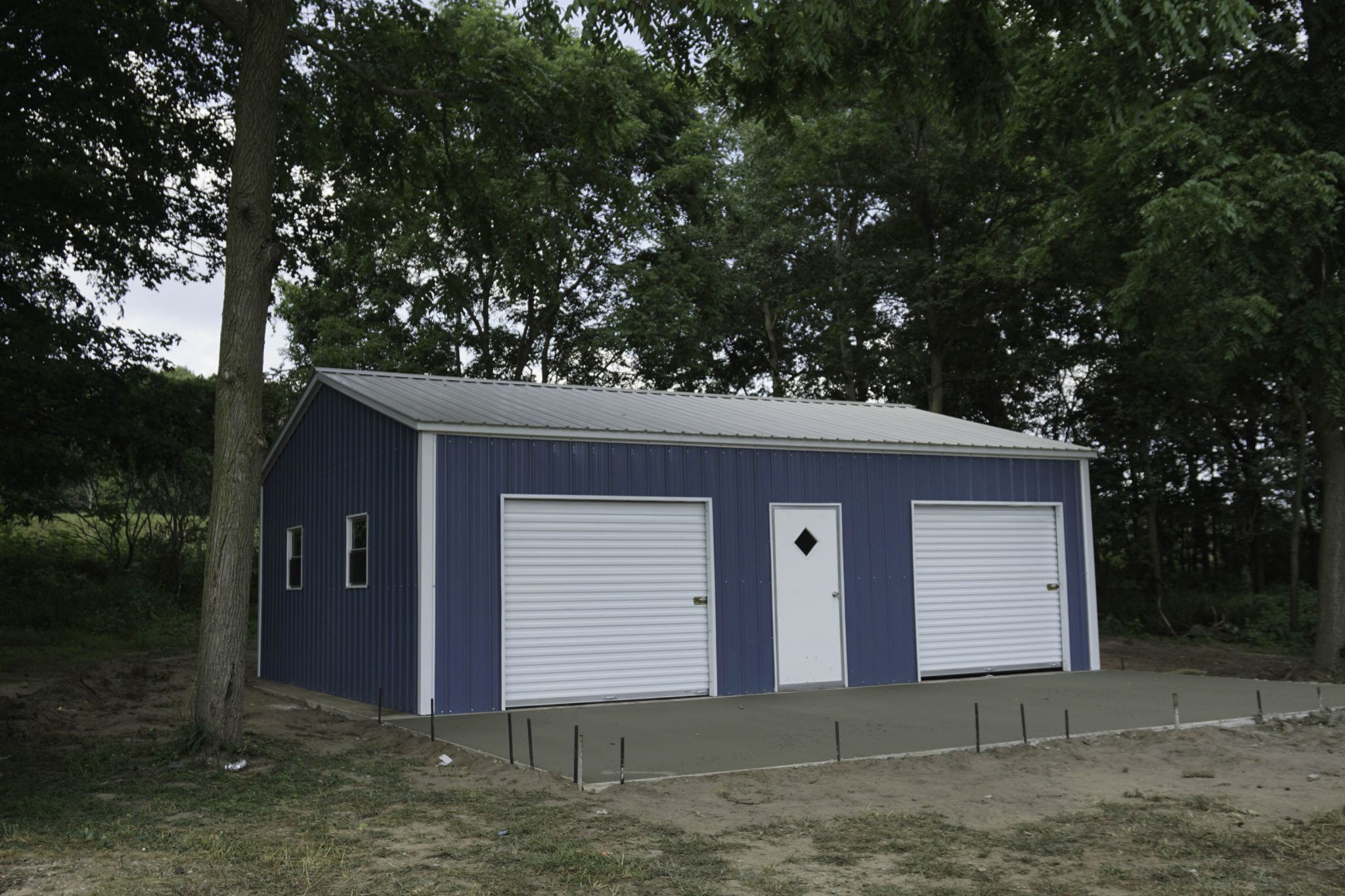 Steel Building in Sparta, Michigan | Steel carports, Metal ...
