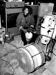 "Alvin ""Seeco"" Patterson - The Wailers - Percussion Man - Roots Man -  Original Rasta Man 
