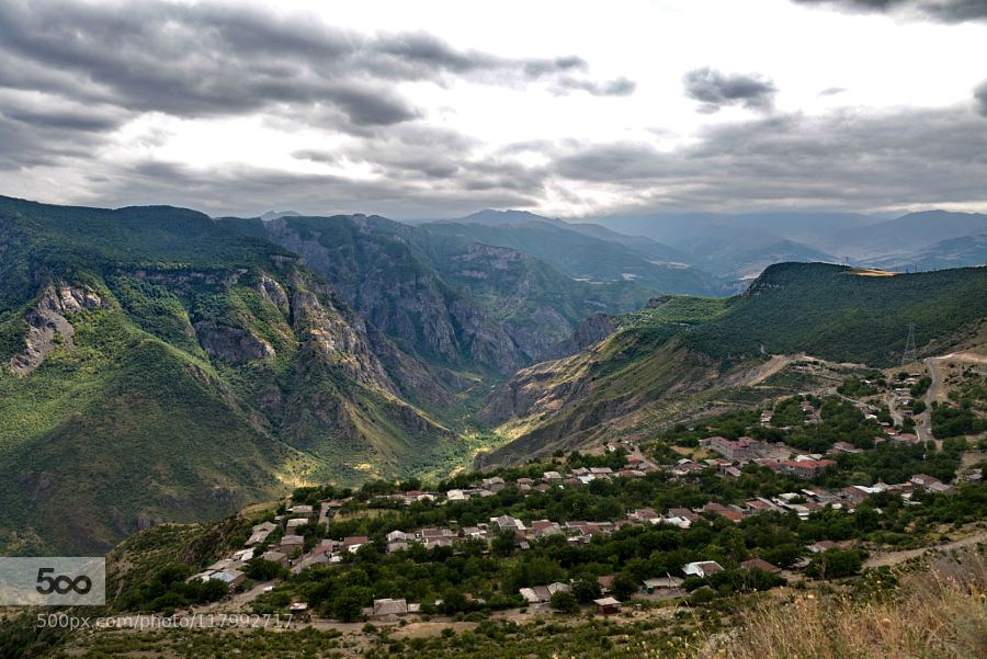 Nature of Tatev by GevsMatevosyan #nature