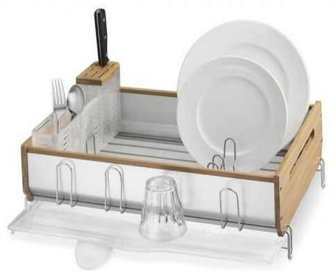 Best Simplehuman Bamboo Dish Rack Review(画像あり) キッチン 400 x 300