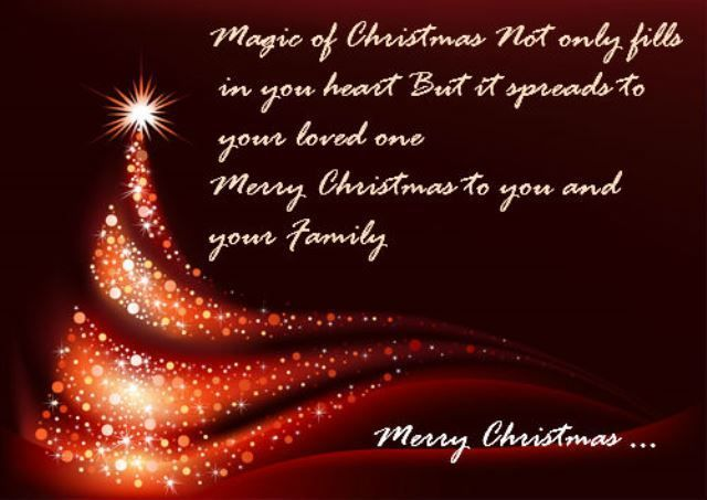 50 Best Christmas Quotes Of All Time Christmas quotes, Merry - christmas wishes samples