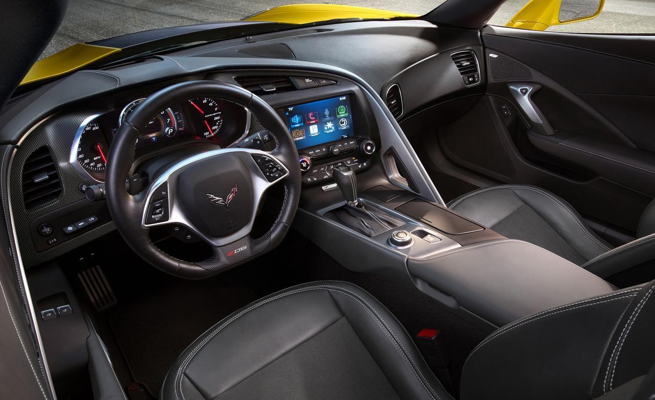2015 Chevrolet Corvette Z06 Interior Chevrolet Corvette Stingray Chevrolet Corvette Z06 Chevrolet Corvette
