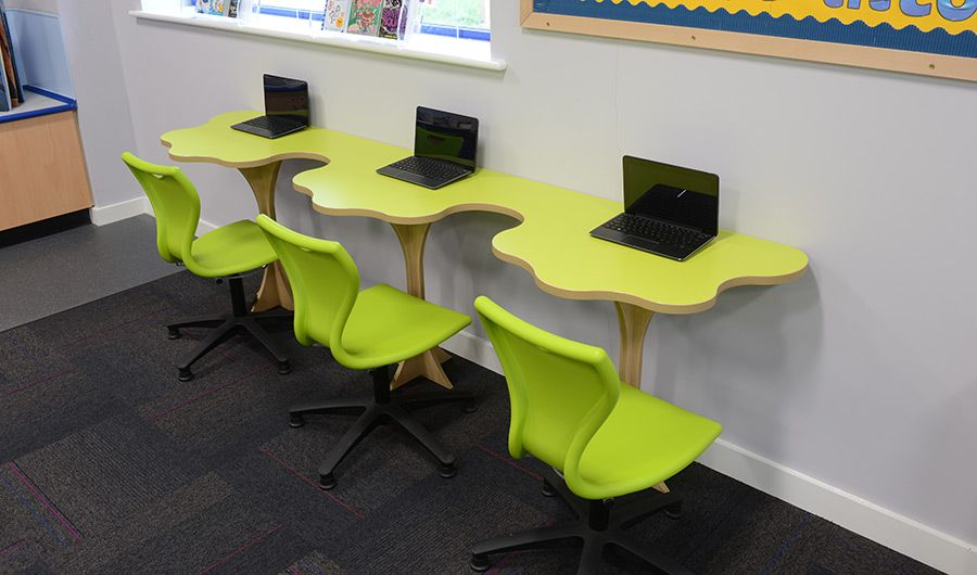 Our School Library Design Gallery Showcases A Selection Of