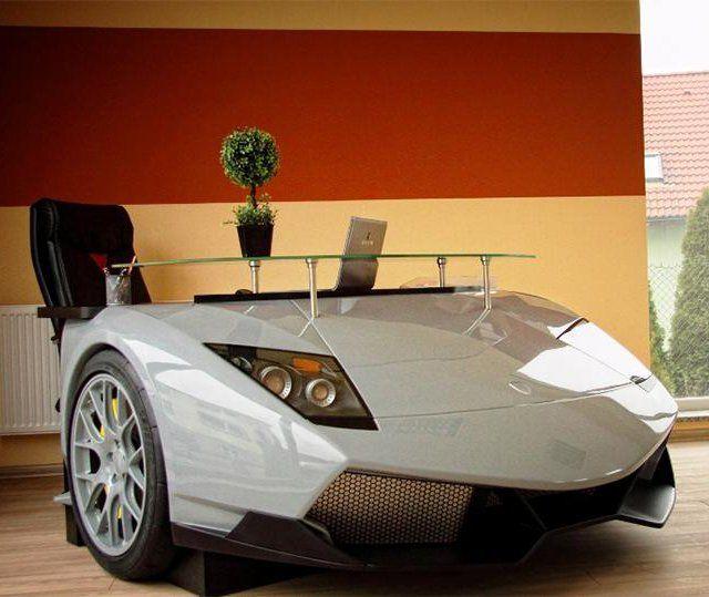 Fancy - Lamborghini Murcielago Desk