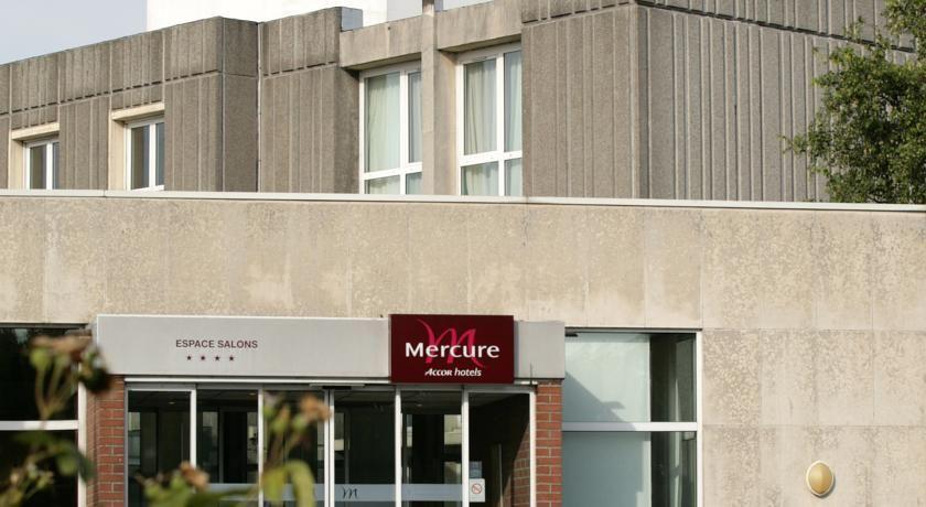 Mercure Lille Aéroport Lesquin This Mercure hotel is